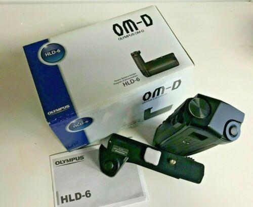 Olympus HLD 6 -Mint