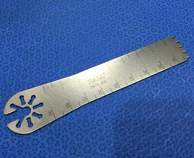 Lot5 Unused Conmed Linvatec Intrex Large Bone Oscilating Saw Blades B23kp