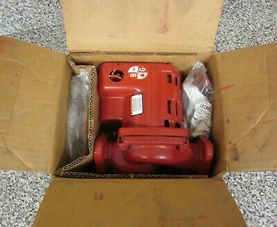 New Bell Gossett Lr20bf 106506 Flanged Cast Iron Low Head Circulator Pump