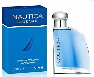 Nautica blue sail 1.7 oz perfume (retail Dented Box)