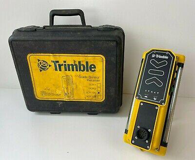 Trimble Gcr-1sm Laser Machine Screed Grade Control Receiver 2499
