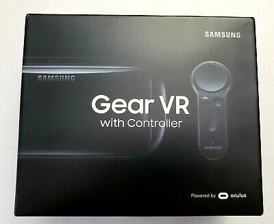 Samsung gear VR with controller 2017 NEW SEALED BOX