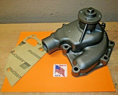 NEW Water Pump 1948-1950 Packard w// 288 or 327 8cyl engine 48 49 50