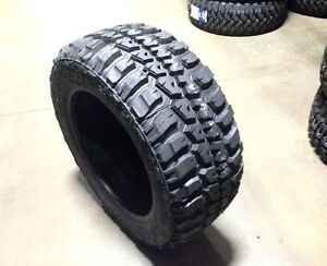4 New 33x12.50R20 FEDERAL Couragia M/T Mud TIRES 33125020 R20 1250R MT 10ply