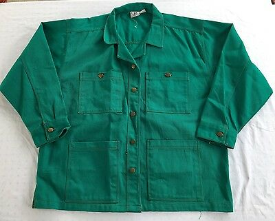 RARE NWOT VINTAGE 90s 40 ACRES AND A MULE FILMWORKS JACKET SPIKES JOINT LEE
