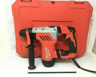 Milwaukee 5268-21 1-18 Sds-plus Rotary Hammer Drill Kit Md609