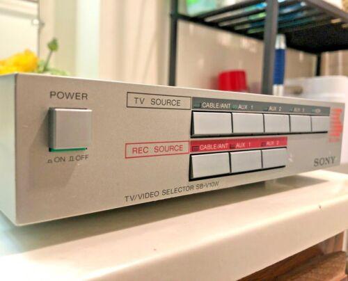 Sony SB-V10W Selector - RARE!