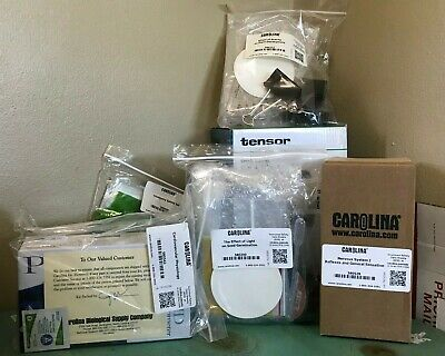 Carolina Biology Lab Kit Plant Animal Physiology College Science Home School