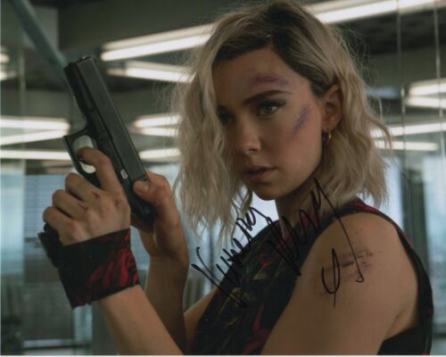Vanessa Kirby Mission Impossible Autographed Signed 8x10 Photo COA 2020-1