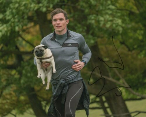Ed Skrein Midway Autographed Signed 8x10 Photo COA 2019-3