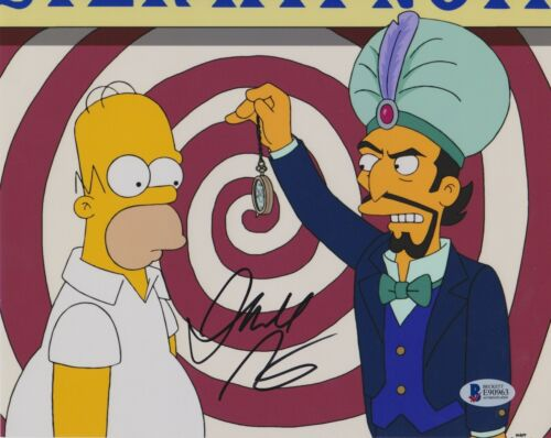 JUDD APATOW SIGNED 8X10 PHOTO THE SIMPSONS BECKETT BAS AUTOGRAPH AUTO COA A