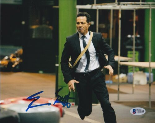 BENJAMIN BRATT SIGNED 8X10 PHOTO LAW ORDER 24 BECKETT BAS AUTOGRAPH AUTO COA D