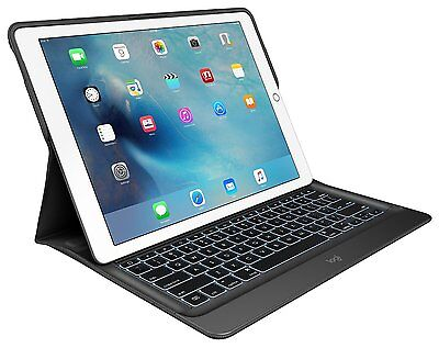 Logitech Create 12 9  Backlit Keyboard Case For Ipad Pro With Smart Connector