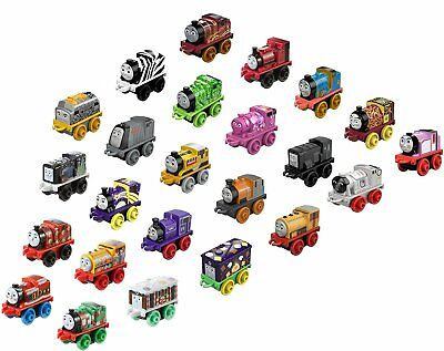 Thomas & Friends Mini TRAINS Advent Calendar 24 Trains 6 exclusives *BRAND NEW*