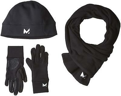 ced0220cc6f6b Mission Womens Radiantactive Running Beanie   Scarf   Glove Set Small Medium