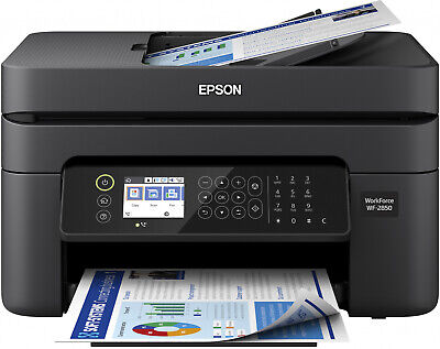 Epson WorkForce WF-2850 All-in-One Wireless Color Printer Wi