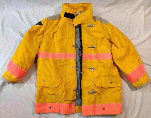 Lion Apparel Firefighters Fireman Body Guard Jacket Sz 4435R Model CBGM2K 2003