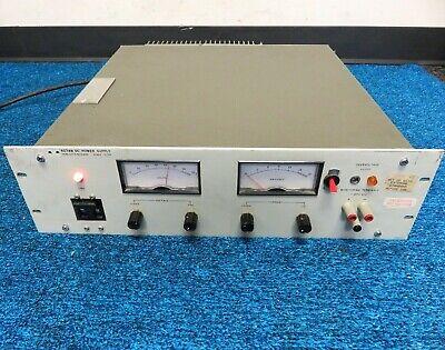 Hp Agilent Keysight 6274b Dc Power Supply 0-60v 15a