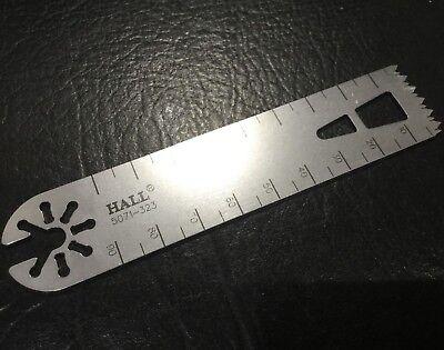Lot5 Unused Mix Conmed Linvatec Hall Intrex Bone Oscillating Saw Blades B13kp