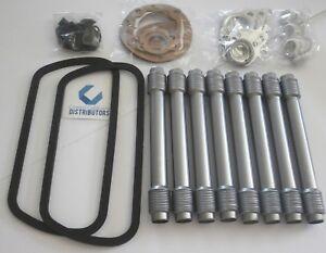 VW Type Engine Push Rod Tubes & Gasket Set (1300cc-1600cc) Set of 8 Kit