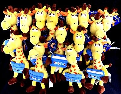 "Toys R Us GEOFFREY Plush Gift Card Holder 13"" Collectible NEW WITH TAG"