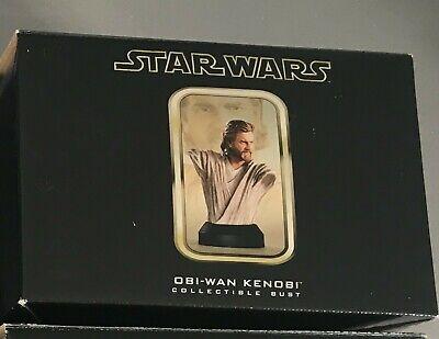 Star Wars Gentle Giant Obi wan Kenobi bust