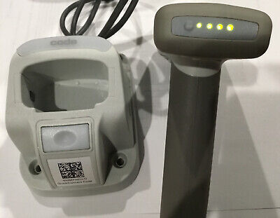 Code Cr2600 Handle Reader Barcode Scanner With Base