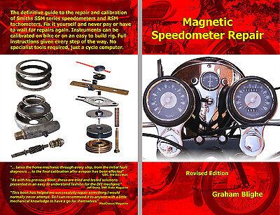 Smiths Magnetic Speedometer Speedo Repair Tachometer Revcounter Repair save££