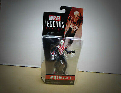 "Marvel Legends Series SPIDER-MAN 2099 3.75"" inch sealed new"