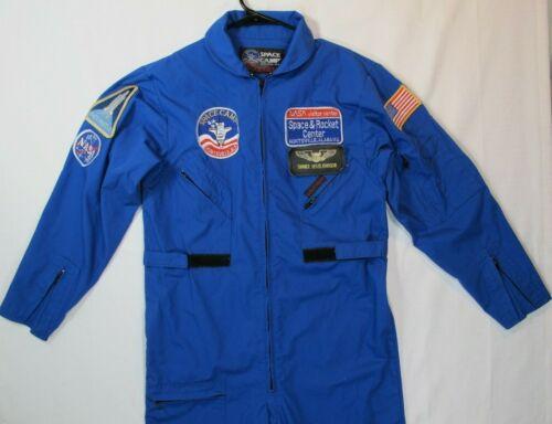 NASA US Space Camp Flight Suit Space Suit Size 18 Vintage Collector