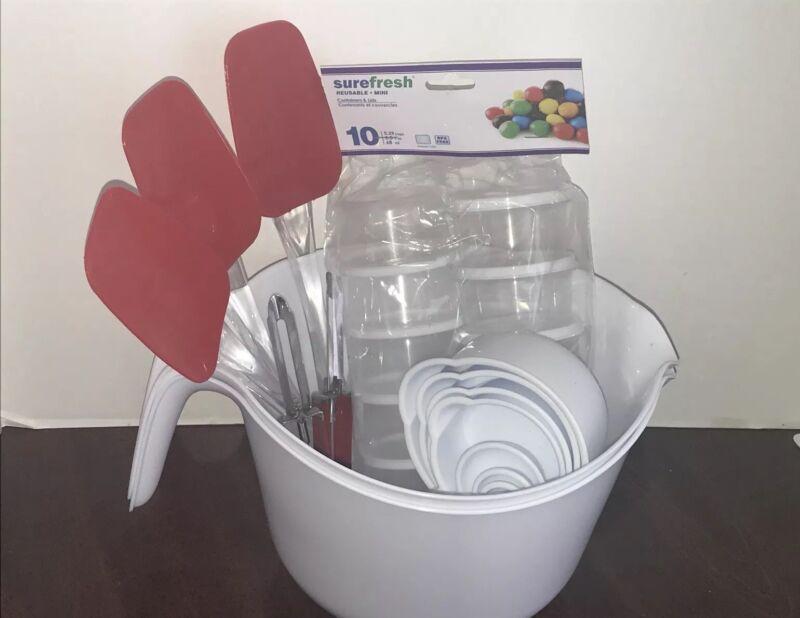 Soap Making Equipment Kit 20 piece Beginners/Advance Mix Kit Brand New Craft