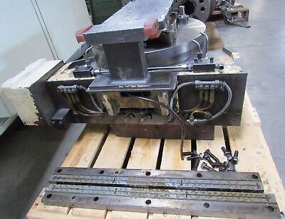 4th Axis Rotatory Table Parts From Kitamura Mycenter H400