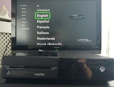Microsoft Xbox One 500GB - Fully working - Console only