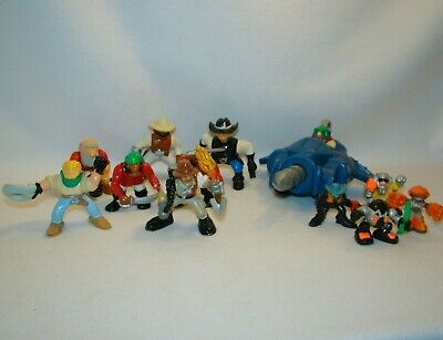 Fisher Price Great Adventures People Castle Pirates Western Cowboy Random Lot
