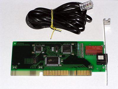 ISA ISDN Adapter Fritz!Card A1 3.0  mit Kabel, gebraucht