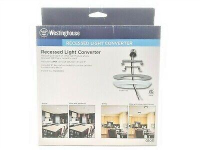 Westinghouse Recessed Light Converter Kit #01011