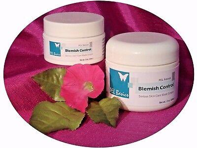 PURPLE EMU BLEMISH CONTROL ALL NATURAL ACNE AND ROSACEA CREAM WITH EMU (Natural Acne Cream)
