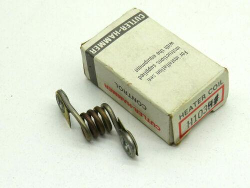 (5-Pack) Cutler-Hammer H1034 Motor Control Heater Coil Element 7.06-9.19A