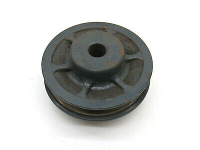 Browning 1vl34x12 Variable Pitch Sheave Pulley 1 Groove 12 Bore Cast Iron