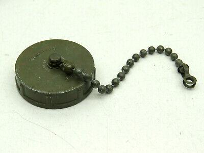 Amphenol 97-60-24 Receptacle Cap Female Bead Chain Size 24