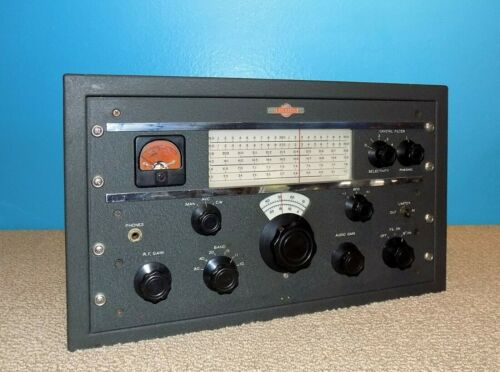 Collins 75A-1 Ham Radio Receiver Very Good Condition Free Shipping