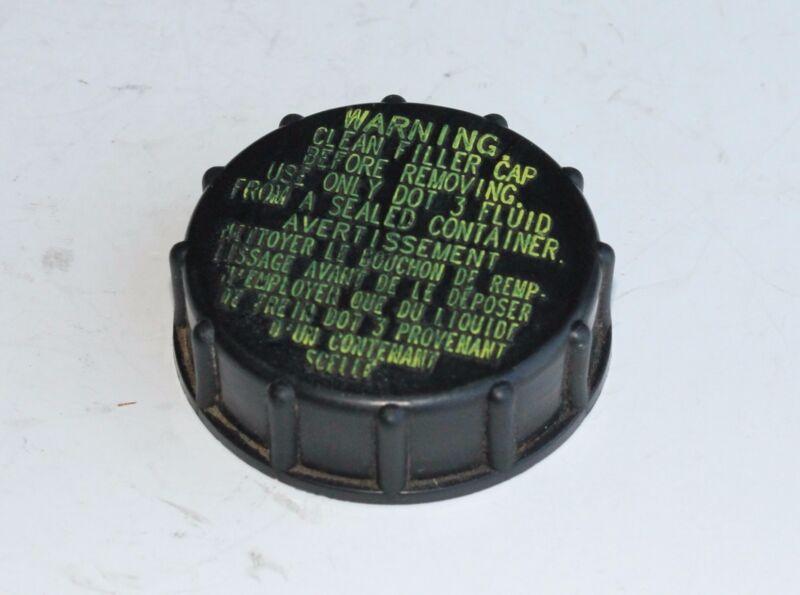 04-13 Mazda 3, 5, Miata, CX-7 Brake Master Cylinder Fluid Reservoir Tank Cap OEM