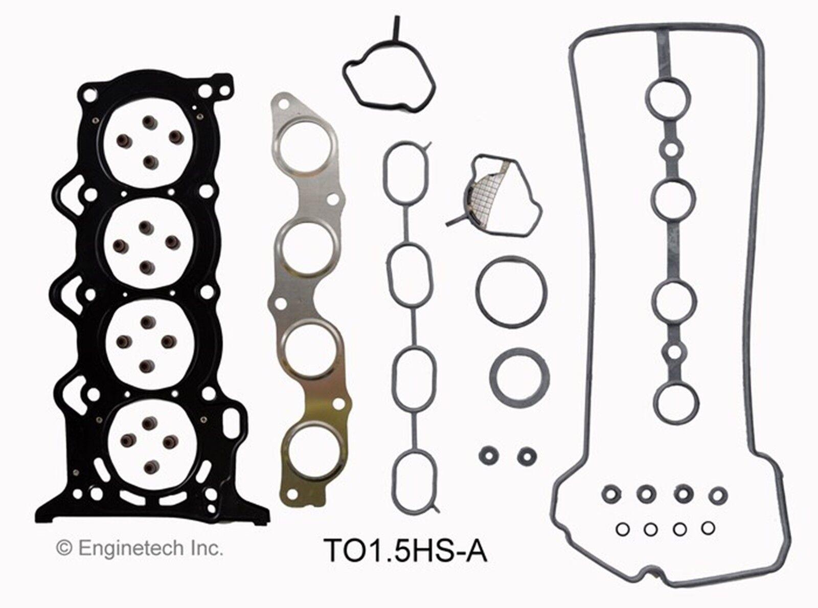 Fits: 2000-2006 TOYOTA YARIS ECHO 1.5L DOHC 1NZFE ENGINE