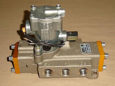Schrader Bellows L7054310253 Solenoid Valve 120vac 12 Npt New