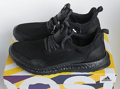 Adidas x Haven Uncaged Ultra Boost Triple Black Leather BY2638 UK 5 7 8 US New
