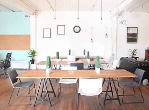 Co-Working Hot/Permanent Desks In Light-filled Loft Style Office Surry Hills Inner Sydney Preview