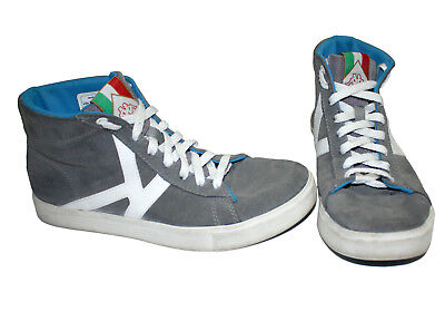 Kappa Sneakers Italia US Size 7 Mid Cut Gray and Blue Soles for sale  Toronto