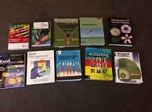 University Textbooks for sale Carlton Melbourne City Preview