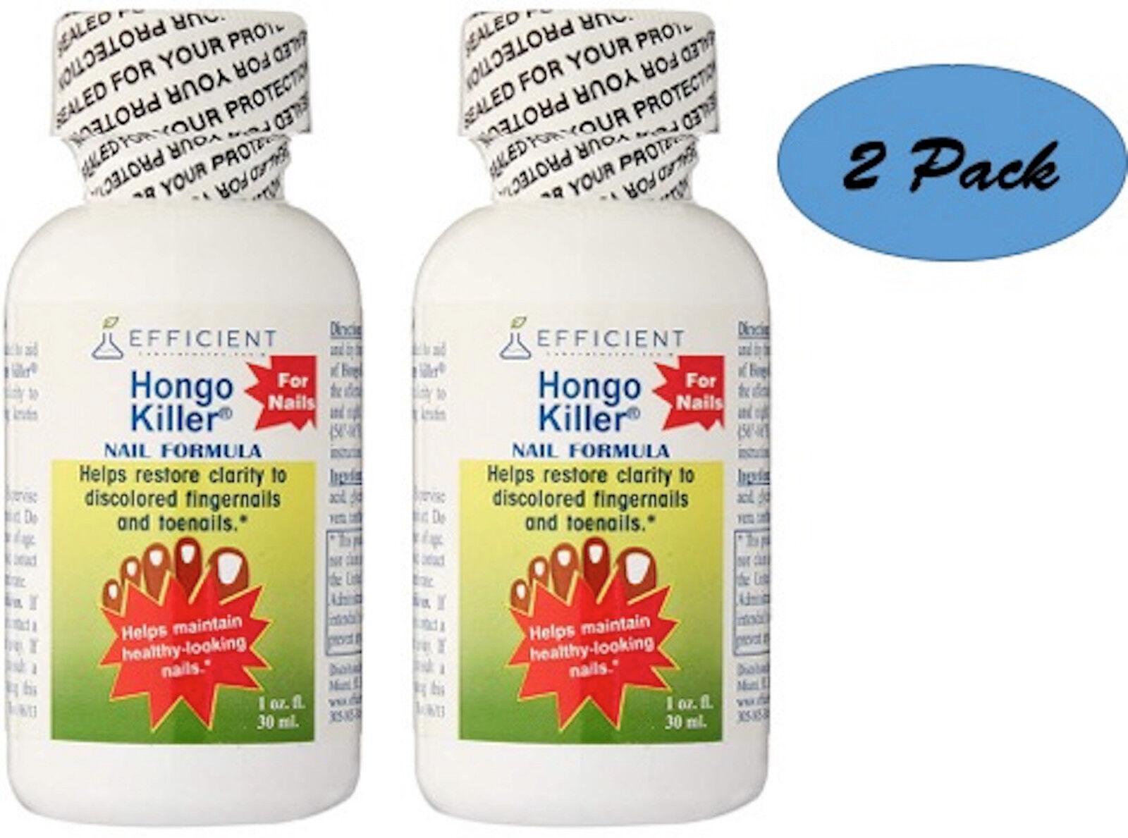 Hongo Killer Nail Formula - Formula Para Las Unas - 1 Fo - 2 PACK
