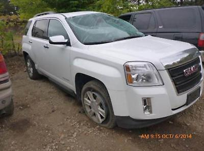 AUTOMATIC TRANSMISSION 2013 GMC TERRAIN ALL WHEEL DRIVE 24L ONLY 34K MILES